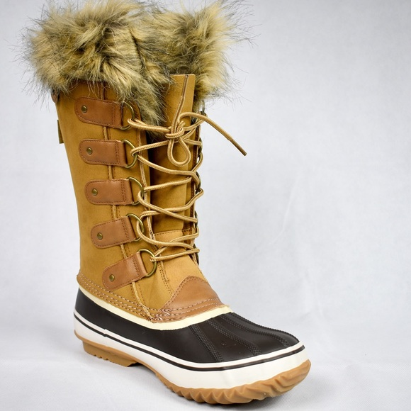 0ba4401ba3df NEW JBU Women s Edith Snow Boots
